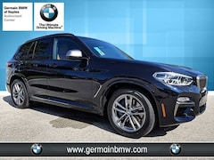 New 2019 BMW X3 M40i SUV in Naples, FL