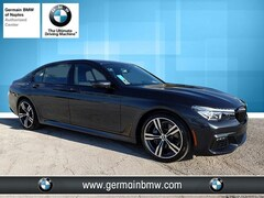 New 2019 BMW 7 Series 740i Sedan in Naples, FL