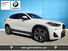 New 2018 BMW X2 Sdrive28i SUV B181122 in Naples, FL