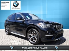 New 2018 BMW X1 Sdrive28i SUV B181221 in Naples, FL