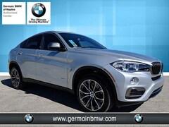 New 2019 BMW X6 Xdrive35i SUV in Naples, FL
