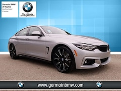 New 2019 BMW 4 Series 440i Hatchback in Naples, FL