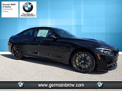 New 2019 BMW M4 CS Coupe in Naples, FL