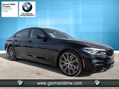 New 2019 BMW 5 Series 540i Sedan in Naples, FL