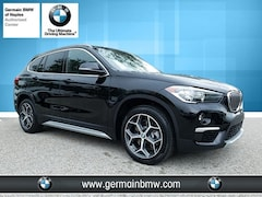 New 2018 BMW X1 Xdrive28i SUV in Naples, FL