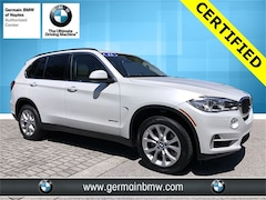 Pre-Owned 2016 BMW X5 xDrive35i in Naples, FL