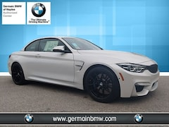 New 2019 BMW M4 Convertible in Naples, FL