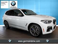 New 2019 BMW X3 M40i SUV in Naples, FL