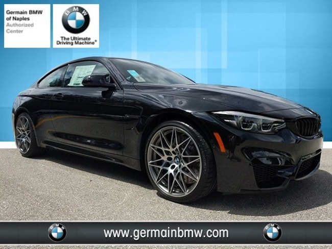 New 2019 BMW M4 Coupe in Naples, FL