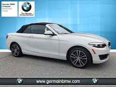 New 2019 BMW 2 Series 230i Convertible in Naples, FL