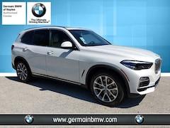 New 2019 BMW X5 Xdrive40i SUV in Naples, FL