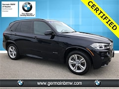Certified Pre-Owned 2016 BMW X5 xDrive50i 5UXKR6C50G0J81974 for Sale in Naples