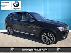 Pre-Owned 2016 BMW X3 xDrive35i BF11330 in Naples, FL