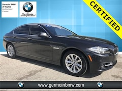 Certified Pre-Owned 2016 BMW 528i xDrive WBA5A7C56GG145772 for Sale in Naples