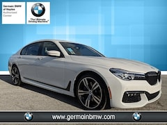 New 2019 BMW 7 Series 740i Sedan in Naples, FL