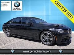 Certified Pre-Owned 2016 BMW 740 WBA7E2C52GG738531 for Sale in Naples