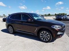 New 2019 BMW X3 Sdrive30i SUV in Naples, FL