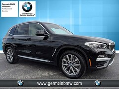 New 2019 BMW X3 Xdrive30i SUV in Naples, FL