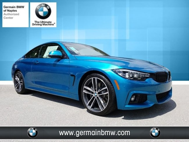 New 2019 Bmw 4 Series For Sale Lease In Naples Fl Near Ft Myers