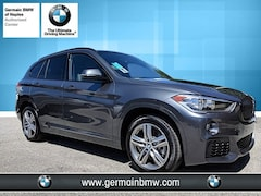New 2018 BMW X1 Sdrive28i SUV B181247 in Naples, FL