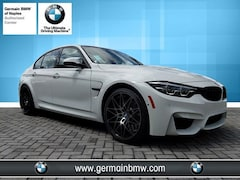 New 2018 BMW M3 Sedan B181283 in Naples, FL