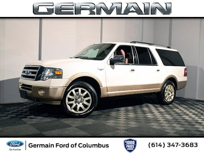 2013 Ford Expedition EL King Ranch SUV