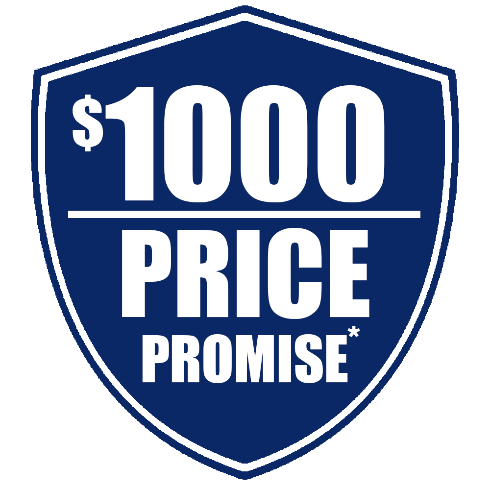 Germain Ford Price Promise Logo