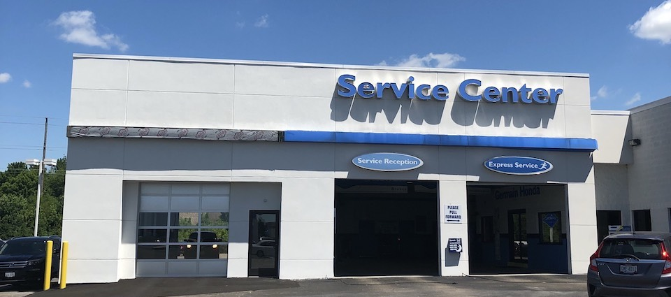 Honda Auto Repair U0026 Service Center At Honda Of Beavercreek In Dayton, OH