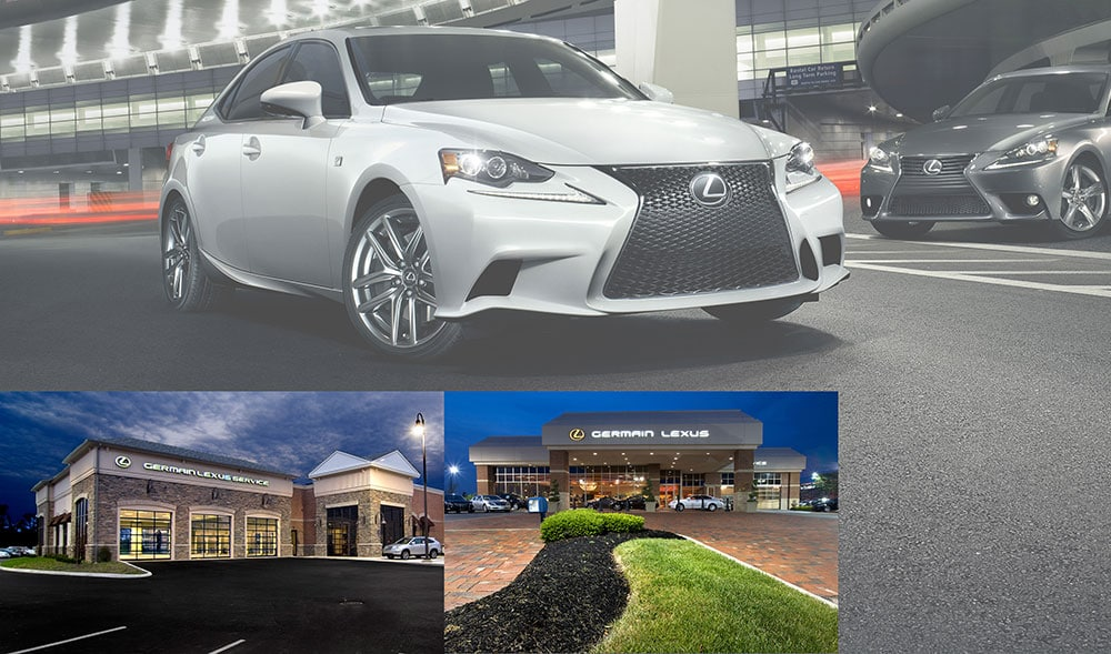 Lexus maintenance records