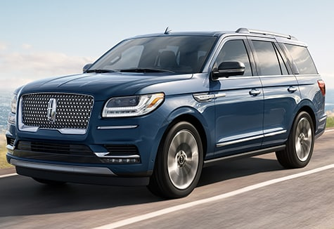 2018 Lincoln Navigator Vs The Competition Germain