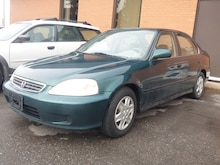 2000 Honda Civic EX-G Sedan