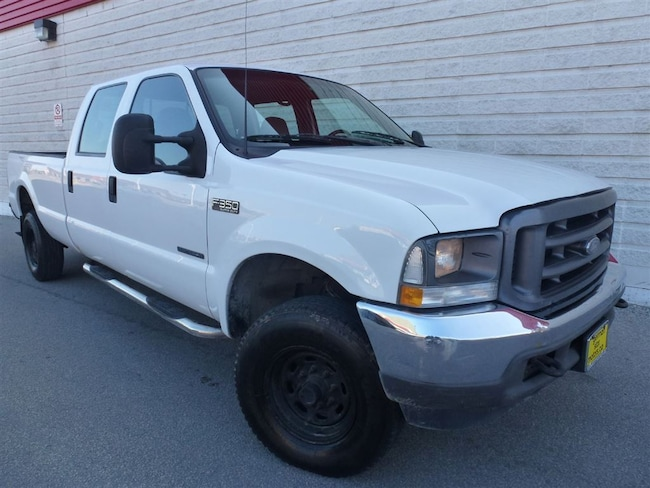 2001 Ford F-350 XL & DIESEL & SUPER DUTY & LONG BOX & SUPER CAB Truck