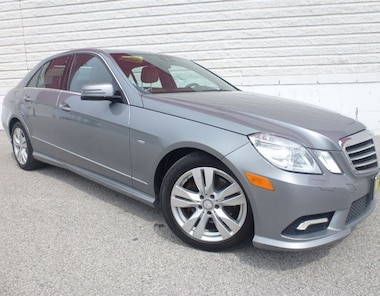 2011 Mercedes-Benz E-Class E350 Blue TEC & NAVIGATION & REAR VIEW CAMERA & MA Sedan