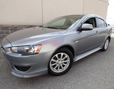 2012 Mitsubishi Lancer SE & 4WD & POWER GROUP & HEATED SEATS & BLUETOOTH Sedan