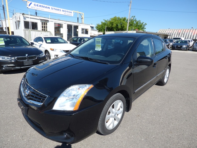 2012 Nissan Sentra 2.0 SL (CVT) & LEAHTER & HEATED SEATS Sedan
