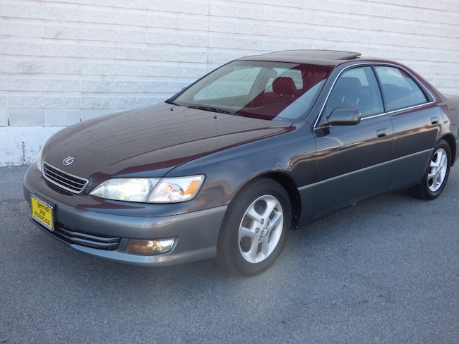 2000 LEXUS ES 300 ULTRA LUXURY & LEATHER & SUNROOF & MEMORY SEATS Sedan