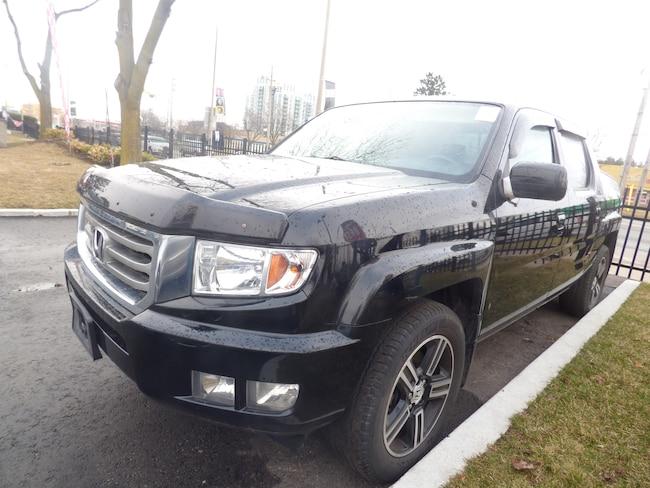 2014 Honda Ridgeline TOURING 4WD & NAVI & BACK UP CAMERA & SUNROOF Truck Crew Cab