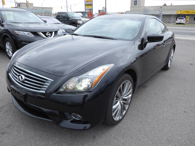 2012 INFINITI G37x Sport & LEATHER & SUNROOF & BACK UP CAM Coupe