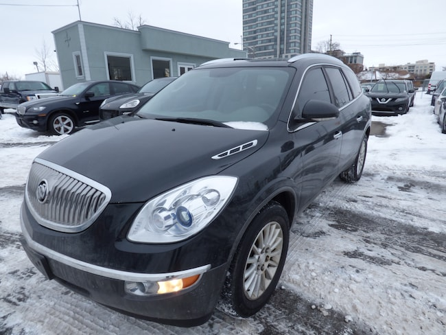 2010 Buick Enclave CXL & LEATHER & HEATED COOLED SEATS SUV