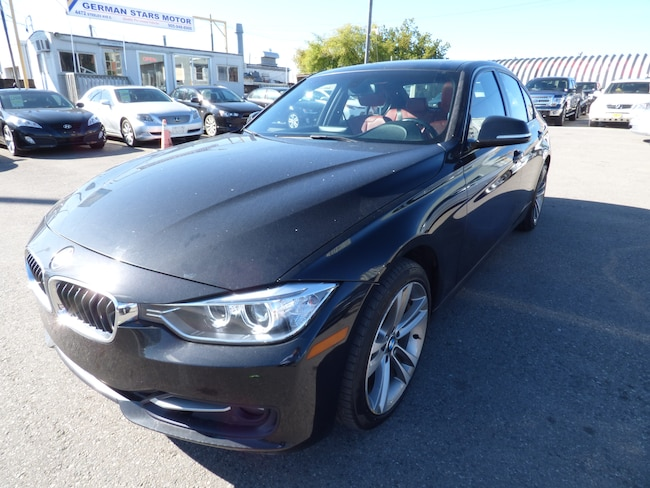 2013 BMW 328 i xDrive & SPORT LINE & NAVI & BACK UP SENSORS Sedan