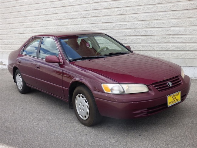 1997 Toyota Camry LE & & A/C & LOADED & CRUISE & POWER GROUP Sedan