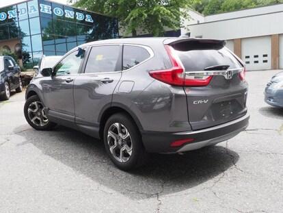 Used 2018 Honda CR-V For Sale at Upper Valley Honda   VIN