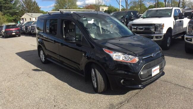 2018 Ford Transit Connect Titanium Wagon