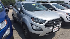 2018 Ford EcoSport SES WAGON