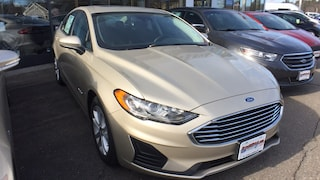 2019 Ford Fusion Hybrid Front-Wheel Drive (F
