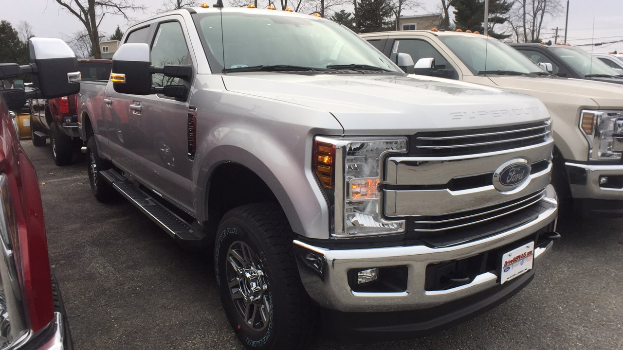 2019 Ford Superduty 4X4