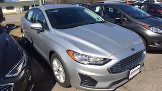 2019 Ford Fusion Front-Wheel Drive (F