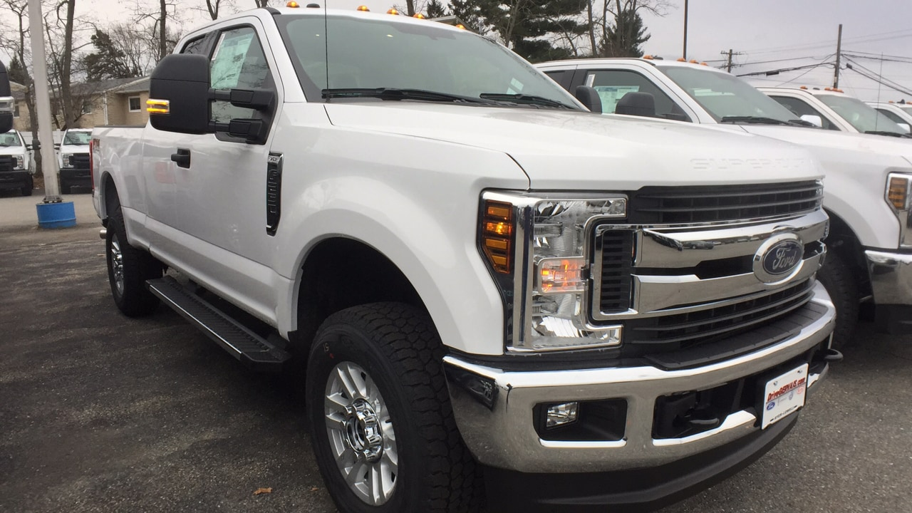 2019 Ford F250 4X4