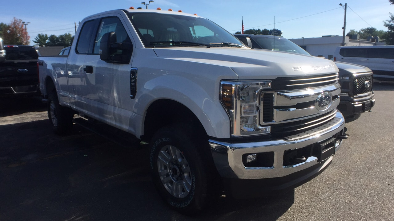 2019 Ford F-250 4X4