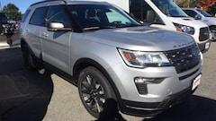 2018 Ford Explorer Intelligent 4WD